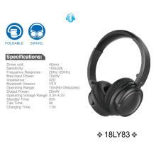 Best Bluetooth Head-mounted Headphones