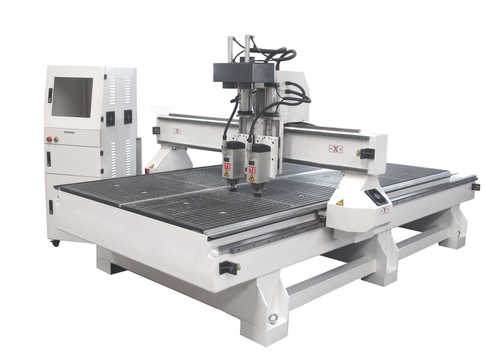 2 spindle machine