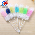wholesale extended multifunction long handle cup brush decontamination cleaning brush bottle brush