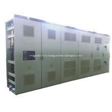 Инвертор, подключенный к ветровой сети, мощностью 1 МВт