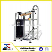 Equipo de levantamiento de pesas del levantamiento de la máquina del levantamiento de pesas del deporte