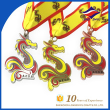 Wholesale custom traditional dragon boat medal