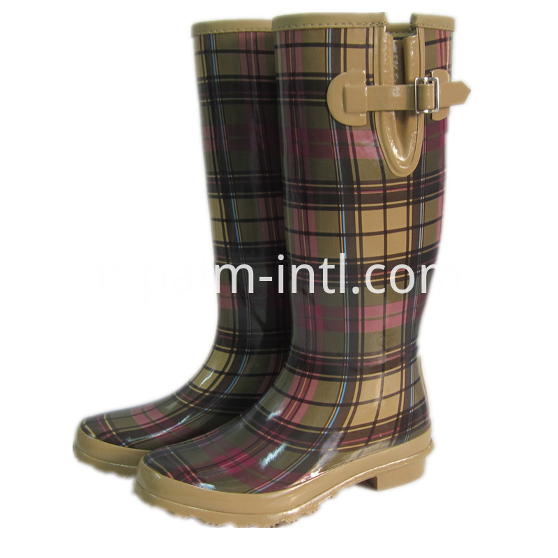 100% Waterproof Gum Rainboots
