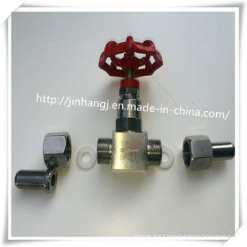 Stainless Steel External Thread The Needle Valve