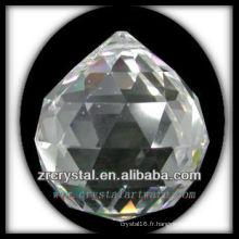 K9 Pendentif Lustre en Cristal