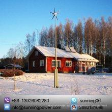 Suning Wind Power Generation Micro Windkraftanlage Mini5