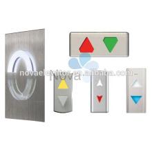 Indicador luminoso do elevador