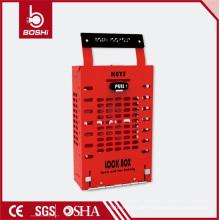 Elektrischer Stahl Sicherheitsverschluss Tagout Kit