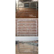 Painéis e portões de gado Painéis redondos de canetas para cavalos Painéis de vedação
