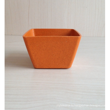 Recycled Bamboo Fiber Flower Pot (BC-F1012)
