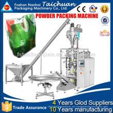 2015 Trade Assurance CE genehmigen automatische Milchpulver Verpackungsmaschine Preis mit Schraubendosierung und Schneckenförderer für Weizenmehl