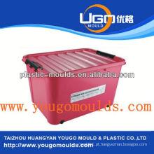 Recipientes de armazenamento de frutas plásticas moldes fabricante máquina de injeção de plástico