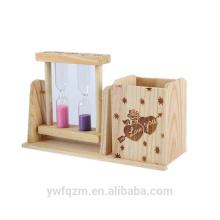Reloj de arena promocional para niños, reloj de arena