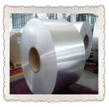 Lámina de aluminio para tapa Pilfer Proof