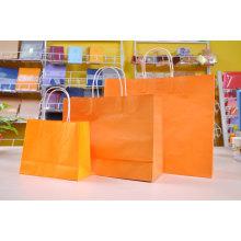Бумажная упаковочная сумка, Сумка для бумаги, Бумажная сумка