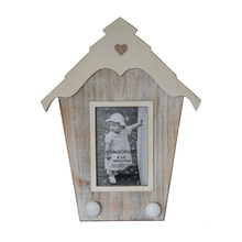 Wooden Hanger Picture Frame for Home Decor