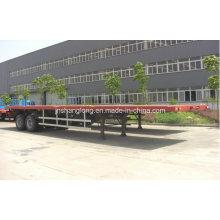 30 Tonnen Zwei Achsen Container Auflieger
