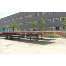 Semi-remorque à deux essieux de 30 tonnes