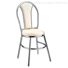 Good Quality Popular Commercial Stainless Chair with Cushion (SP-SC222)