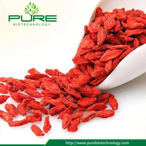 Sunshine Dried Goji Berry benefits for Promoting Blood