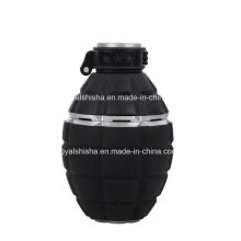 Plastic and Zinc Alloy Grenade Shape Hookah Shisha Bowl Head