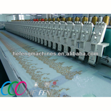 Máquina do bordado da multi-cabeça do laço/água-dissolver
