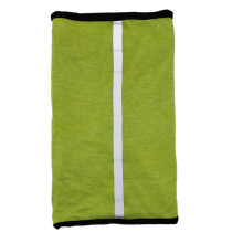 multifuctional printing seamless tube bandana with reflective stripe