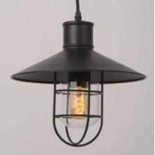 Country Style Home uso lâmpada pingente de metal (UR2013)
