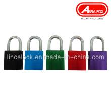 Serrure en alliage d'aluminium de couleur différente (615)