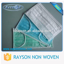 Top Quality Nonwoven Facemask for Medical Consumables
