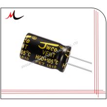 Capacitor de 10uf 35v para a luz conduzida