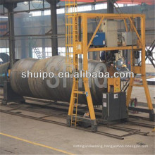 Tank Truck Machine Design Service/Tank Truck Welding and Cutting Equipment/Fuel Tanker Automatic Line