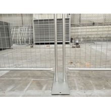 Removable Fence Bast Plate