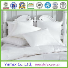 Fabricación Hotel White Pato Down Pillow