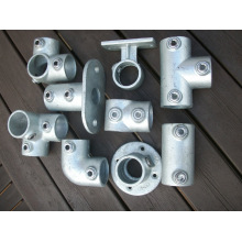 kee clamp fittings for handrail