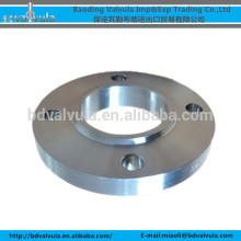 BS 4504 Flansch PN10 / 16 geschmiedeter Stahl Slip On Flansch