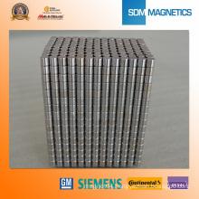 Segment Permanent Rare Earth Pot Generator Magnet