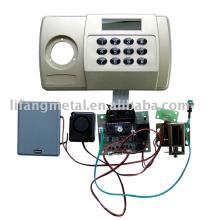 Intelligent safe electronic locks