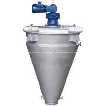 Mezclador de cono de doble tornillo de bajo costo de alta calidad