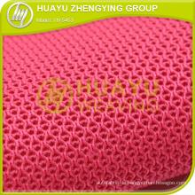 Hot Sell Microfiber Air 3D Mesh Stoff für Stuhl Abdeckung YN-5453