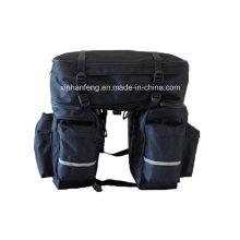 Bicicleta plegable al aire libre 3 en 1 bolsos traseros del saco (HBG-052)