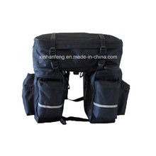 Outdoor Folding Bicycle 3 in 1 Rear Pannier Bags (HBG-052)