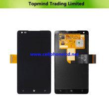Pantalla LCD del teléfono móvil para Nokia Lumia 900 con pantalla táctil