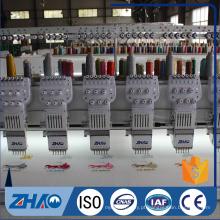 Zhuji ZHAO SHAN 630 preço de máquina de bordar computadorizado plano