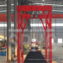 Tipo Chain Máquina do retorno / transporte de giro / máquina de giro