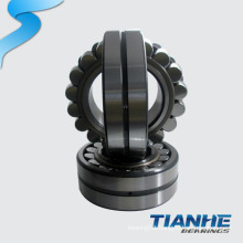 International axial load roller bearing with work rollers