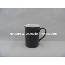 10 oz Bone China Color Change Mug, brillant