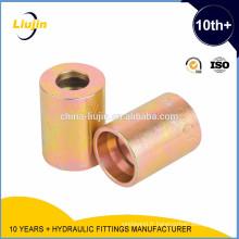 Embout de tuyau hydraulique (pour tuyau SAE 100 R2AT)