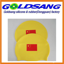 Durable Customized Silicone Swimming Cap