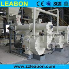 Gearbox Driven Ring Die Biomass Wood Pellet Mill Machine